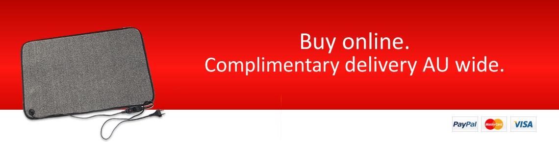 Buy Footwarmer Mat Heater